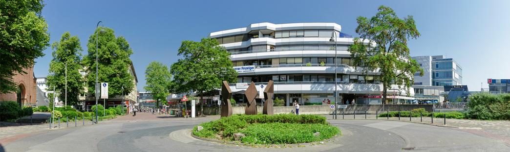 City Leverkusen Bürogebäude