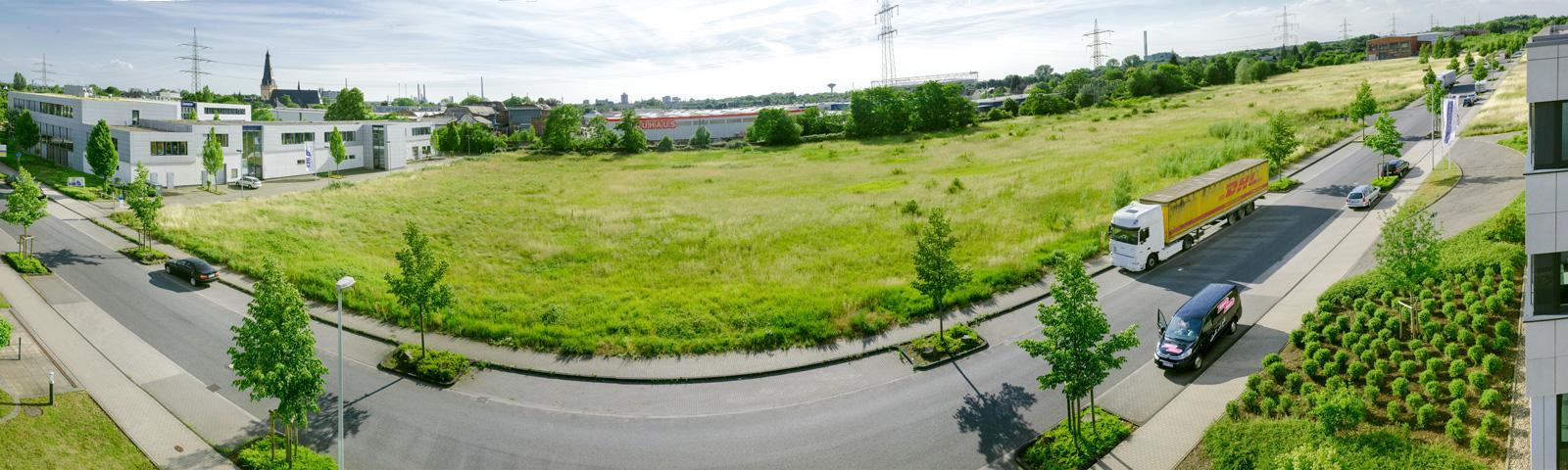 Innovationspark Leverkusen Panorama