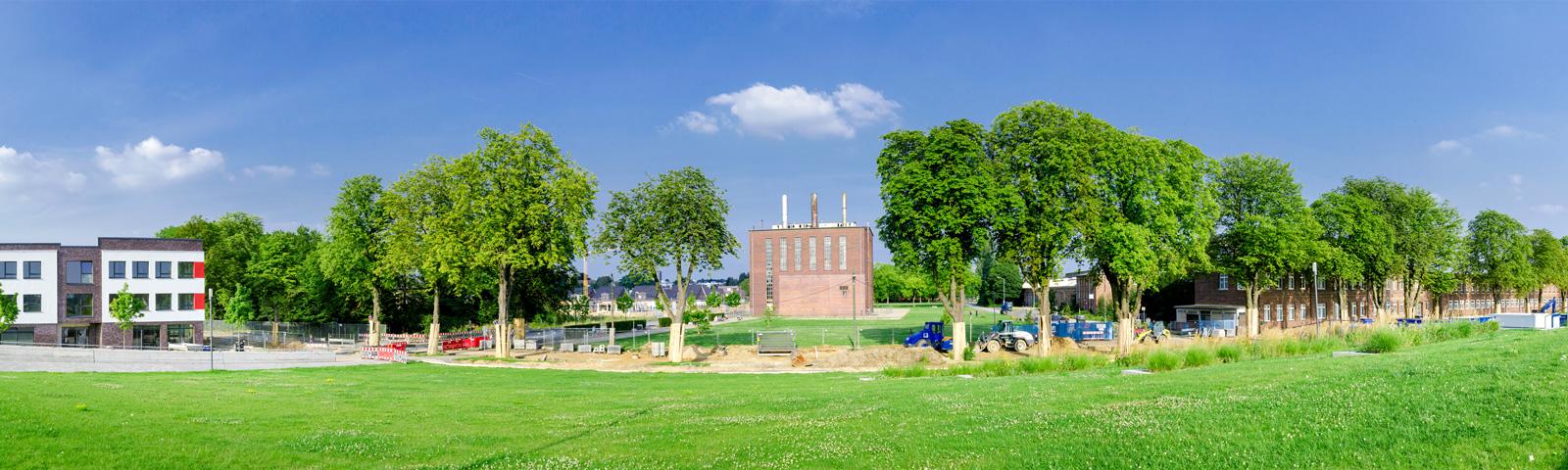 neue bahnstadt opladen Panorama