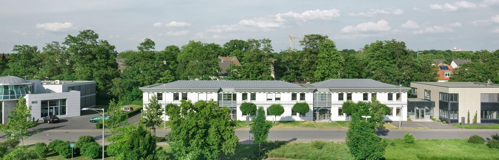 Innovationspark Leverkusen Grundflächen