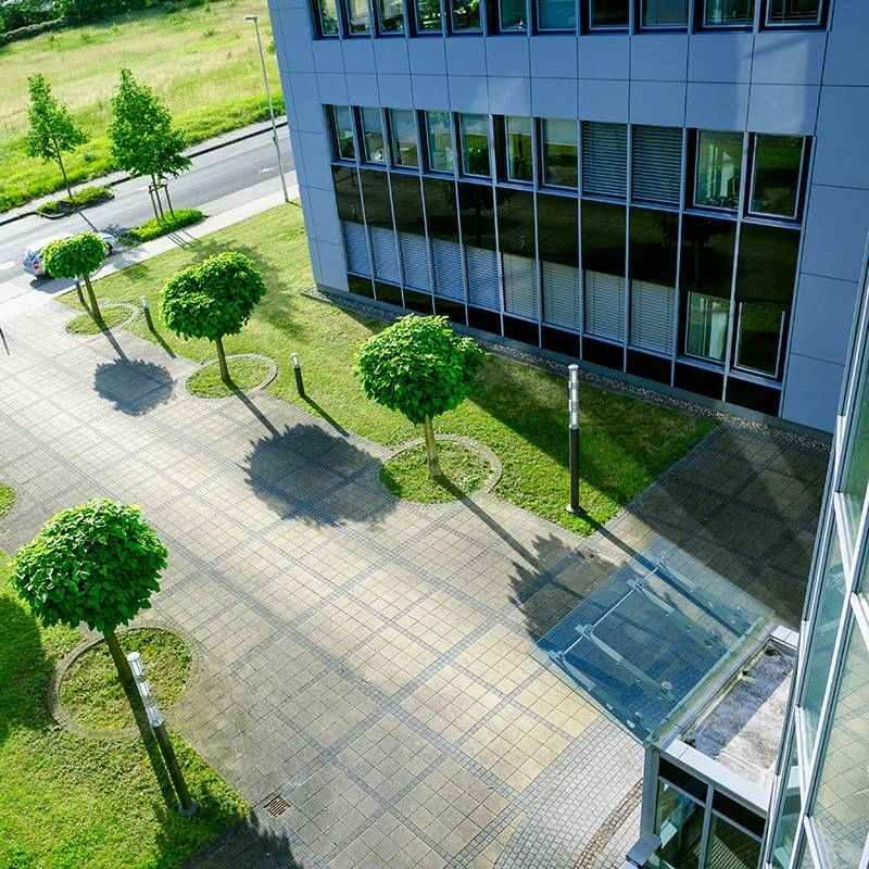 Innovationspark Leverkusen Profil